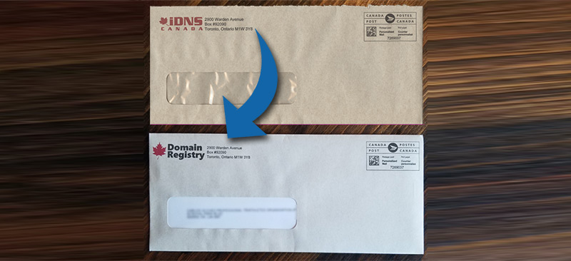 iDNS is now Domain Registry - Blog